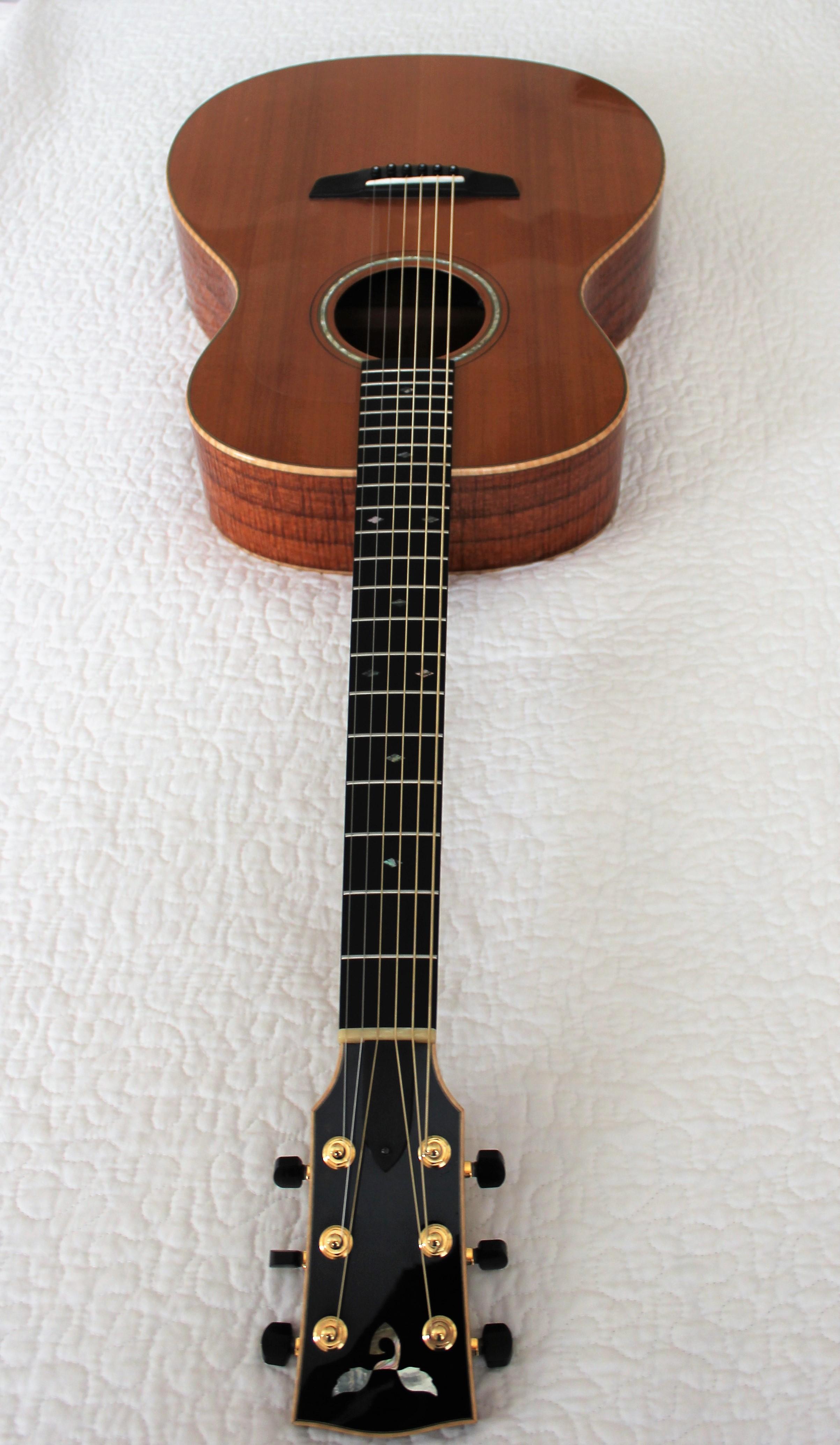 2003 Goodall Grand Concert guitar